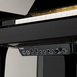 Piano Acústico Vertical Kawai K-300 ATX3 E/P